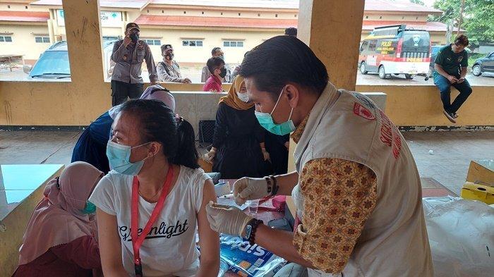 Pemkab Bangka Selatan Belum Gelar Vaksinasi Anak Usia 12-17 Tahun, Masih Fokus Masyarakat Umum