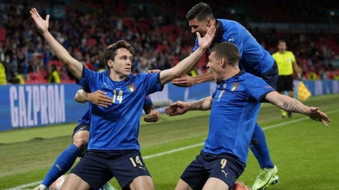Ramalan Juara Euro 2021, Italia Vs Inggris di Partai Final, Azzurri Jadi Pemenang