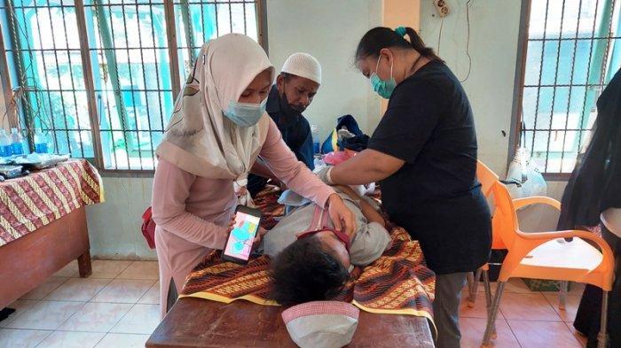 100 Anak di Toboali Dikhitan Massal, Orang Tua Senang Anaknya Disunat Malah Dapat Bingkisan