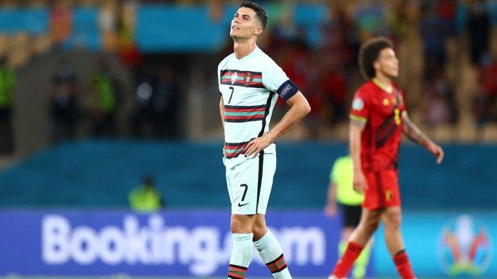 Lolos ke Perempat Final Euro 2020 (Euro 2021), Belgia Bungkam Portugal Hanya Bermodal 6 Tembakan