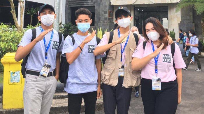 Lima Anggota Belitong Geopark Youth Community Lolos ke Indonesia Geopark Youth Forum