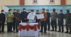 BPJS Kesehatan dan Pemkab Bangka Barat Tandatangani Kesepakatan Bersama Universal Health Coverage