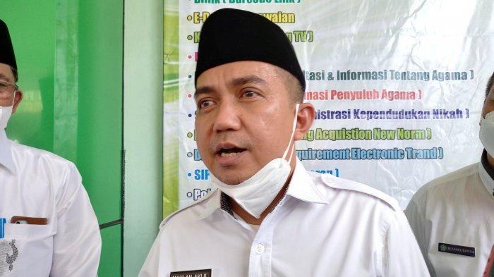 Wali Kota Salat Id di Rumah Dinas, DPRD Minta Masyarakat Jangan Timbulkan Kerumunan
