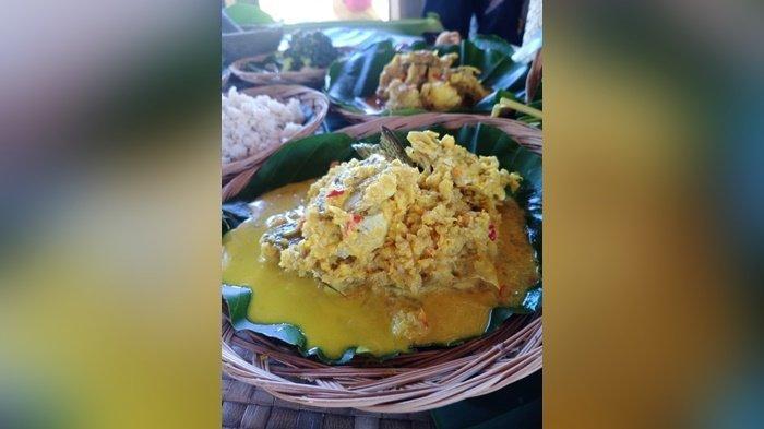 Masakan Khas Belitung Dicooking Class BP Belitong UNESCO Global Geopark, Wisatawan Suka Ini - 20210630-tekuyong.jpg