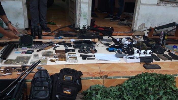 Mabes Polri Ungkap AlasanTerduga Teroris Bangka Agus Setianto Kirim Senjata ke Jakarta