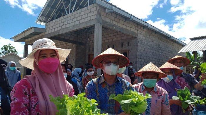 Tingkatkan Kualitas Gizi Masyarakat, Dinas Pangan Kabupaten Bangka Tengah Launching GLORI