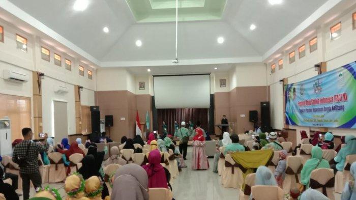 BKPRMI Babel Gelar FASI ke-lX Tingkat Provinsi Bangka Belitung, Wadah Kembangkan Potensi Anak-anak