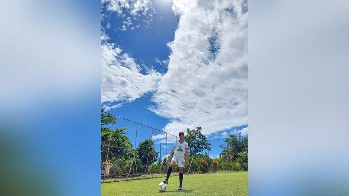 Umi Rosida Ningsih (27), Atlet Sepakbola Putri Bangka Belitung Untuk PON 20