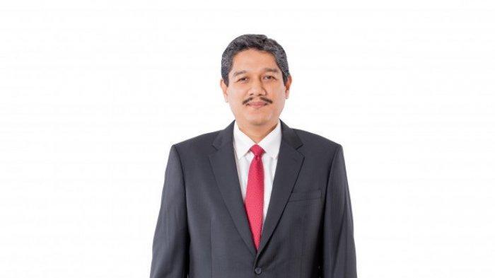 Direktur Pengembangan Usaha PT Timah Tbk Alwin Albar