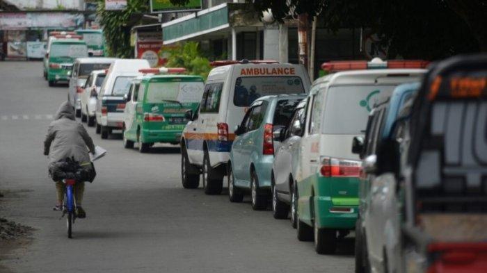 Parah, 63 Pasien Covid-19 Meninggal di Satu Rumah Sakit Dalam 24 Jam, Dokter Bilang Mengerikan