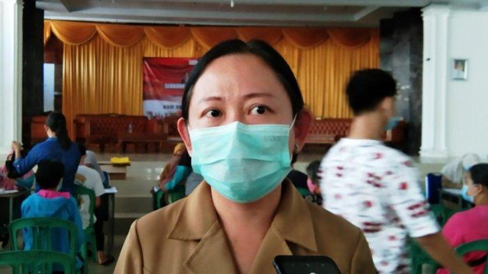 Kepala Dinas Kesehatan Kabupaten Bangka, dr Then Suyanti.