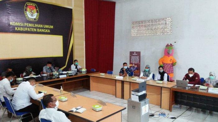 Hasil DPB, Jumlah Pemilih di Kabupaten Bangka Terdata 209.226 Orang, Ada 896 Pemilih Baru
