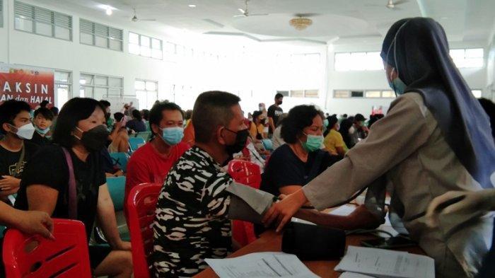 Masyarakat Ingin Divaksin Covid-19 di Bangka Membludak, Kadinkes Sebut Imbas Sertifikat Perjalanan