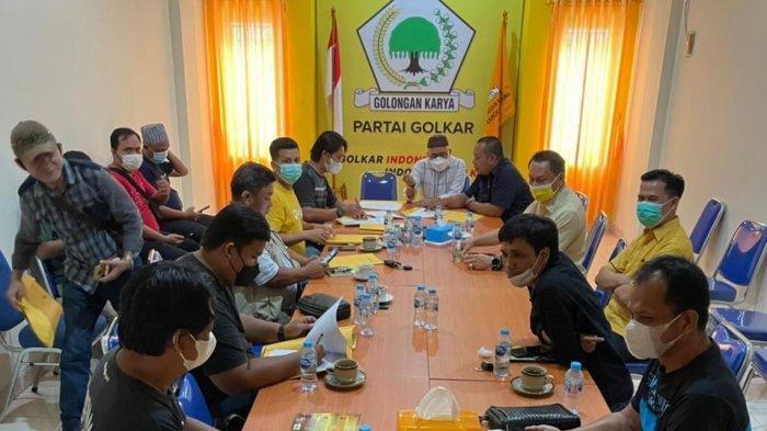DPD Golkar Bangka Belitung Jalin Kerja Sama dengan Sejumlah Media, Bambang Patijaya: Mohon Dukungan
