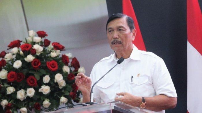 PPKM Jawa-Bali Diperpanjang Lagi hingga 20 September, Luhut : PPKM ini Alat Kita Monitor