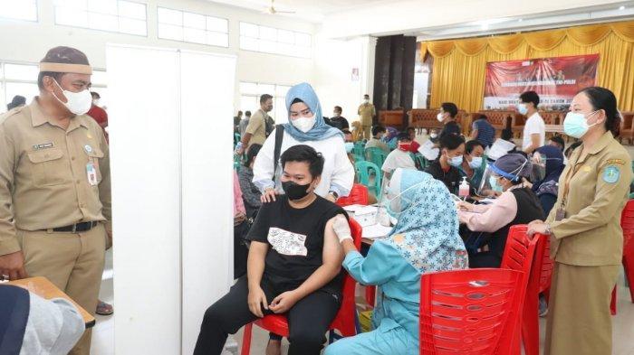 Yuk Vaksinasi Covid-19 Keluarga, Ini Delapan Titik Lokasi PMB di Kota Pangkalpinang