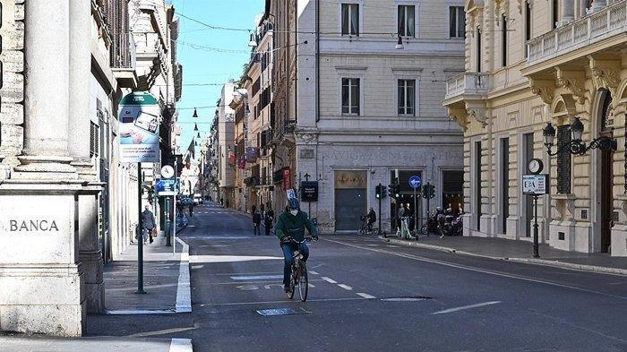 Italia Kini Bebas Masker, Ini Cara 'The Boot' Atasi Covid-19: Nyawa Lebih Penting daripada Ekonomi