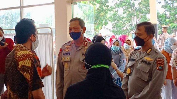 Kapolda bersama Gubernur Bangka Belitung Tandatangani Penambahan Kuota Penerimaan Bintara Polri