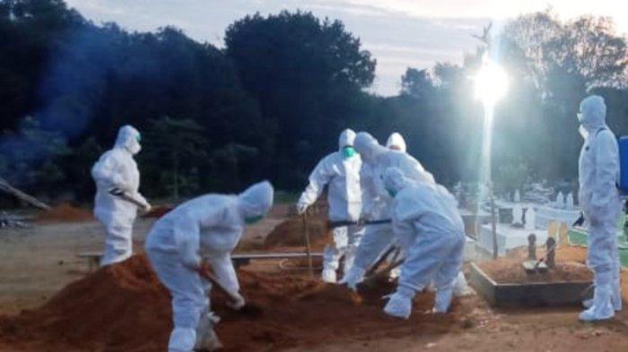 Dua Pasien Covid-19 di Kabupaten Bangka Meningga Dunia, Empat Balita Dilaporkan Terinfeksi