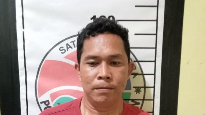 Oknum Honorer Damkar Satpol PP Bangka Selatan Ditangkap, Polisi Temukan 16,24 Gram Sabu