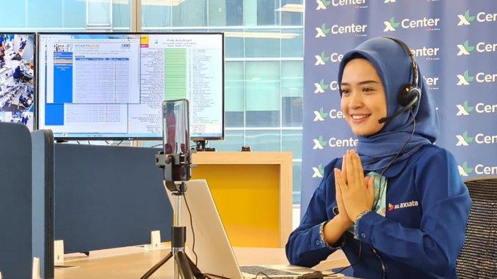 Dukung Penerapan PPKM Darurat, XL Center Sediakan Layanan Online XL/AXIS dari Rumah Saja