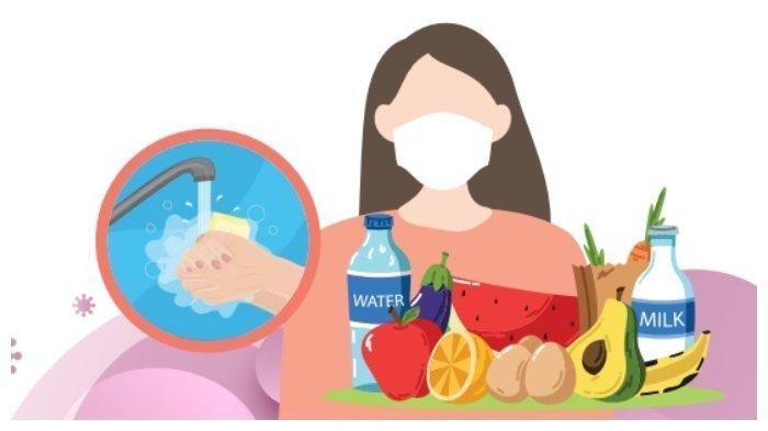 7 Tips Makanan Selama Isolasi Mandiri yang Direkomendasikan WHO