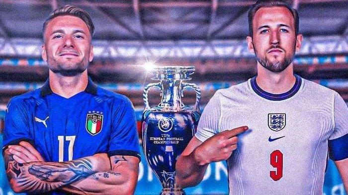 Berita Italia Vs Inggris, Inilah Rekam Jejak Susunan Pemain yang Bakal Main di Final EURO 2021