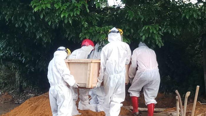 Hari Ini 3 Orang Kembali Meninggal Dunia akibat Covid-19 di Kabupaten Bangka, Total Sudah 94 Orang