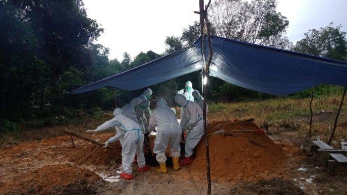 Waspada, Warga yang Meninggal di Kabupaten Bangka akibat Covid-19 sudah Mencapai 100 Orang