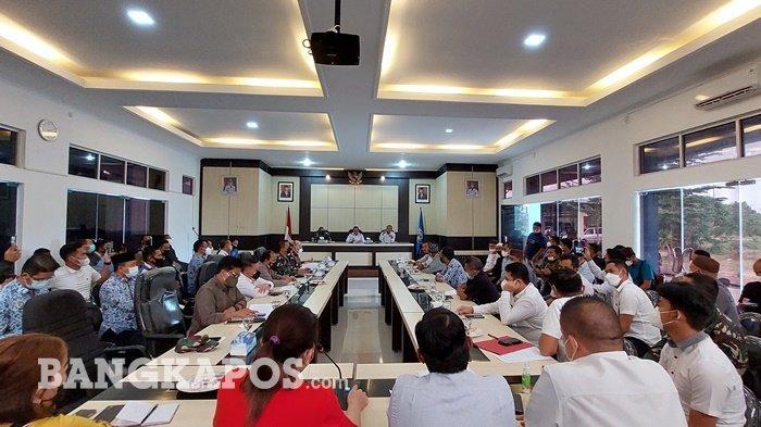 Audiensi Bersama PT SNS, Warga Minta Perusahaan Kembalikan Lahan yang Diserobot