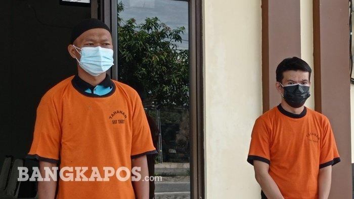 Dua Tersangka Pemalsuan Surat Test Antigen Dipastikan CPNS Bangka Barat