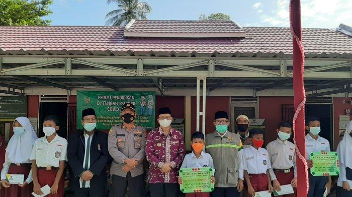 378 Siswa Berprestasi di Bangka Tengah Terima Bantuan dari Baznas