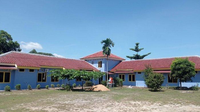 Dusun Pait Jaya Zona Merah, Satgas Covid-19 Bangka Barat Siapkan Wisma Karantina Baru
