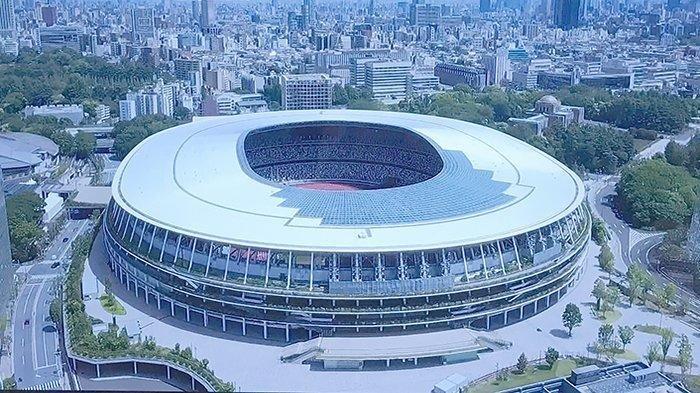 Pembukaan Olimpiade Tokyo 2020, Inilah Teknologi Stadion Nasional Jepang yang Membuatnya Tahan Gempa