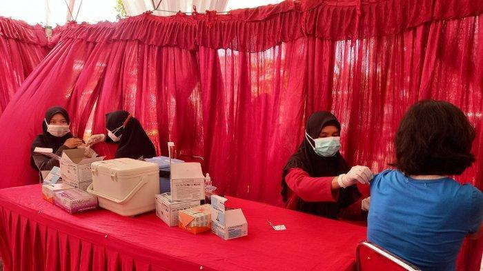 Siapkan 200 Dosis Vaksin, Kejari Lakukan Vaksinasi Covid-19 Massal untuk Warga Pangkalpinang