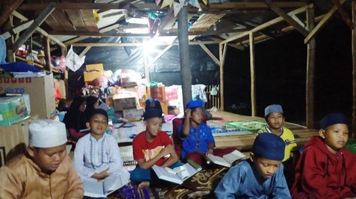 Ustaz Guntur Pemimpin Ponpes Tahfidz Guntur Konsepkan Satu Rumah Satu Penghafal Qur'an