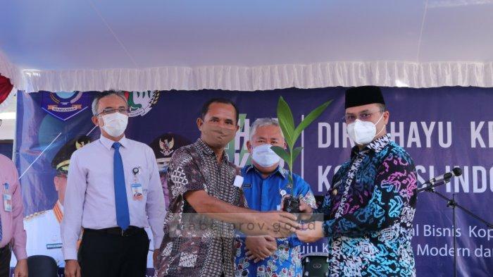 Gubernur Bangka Belitung Erzaldi Rosman Bina Potensi Tanaman Pinang