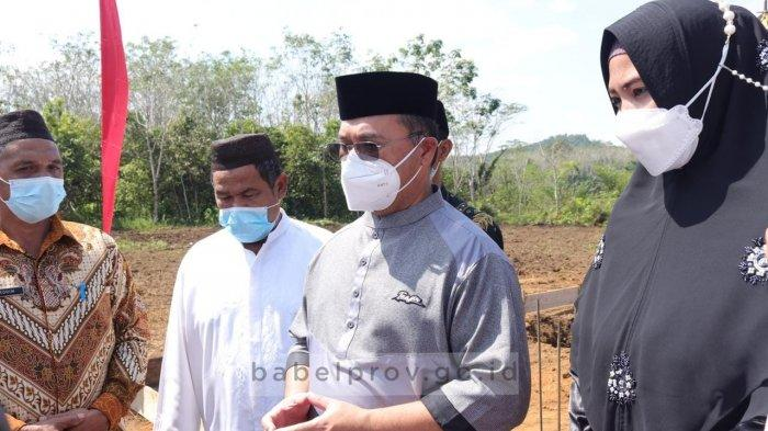 Gubernur Erzaldi Berharap Kurikulum di Pesantren Harus Sesuai dengan Perkembangan Zaman