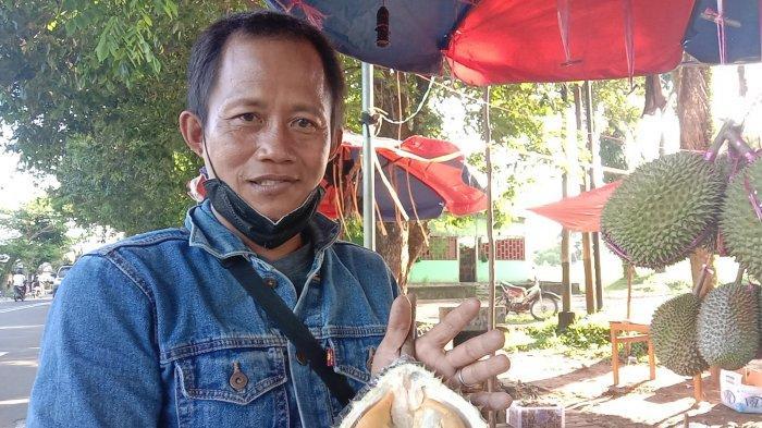 Kisah Penjual Durian Khas Bangka, Dapat Omzet Jutaan Rupiah, Lihat Harganya