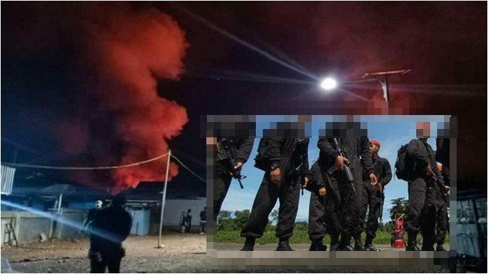 Kronologi Bentrok 5 Anggota Paskhas TNI AU dengan 20 Orang Mabuk, 32 Rumah Terbakar, Satu Tewas