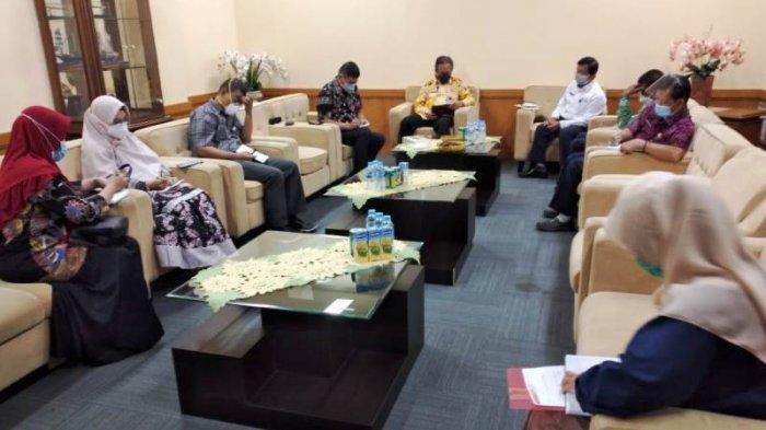 PMI Bangka Belitung Berniat Persiapkan Terapi Plasma Konvalensen untuk Pasien Covid-19