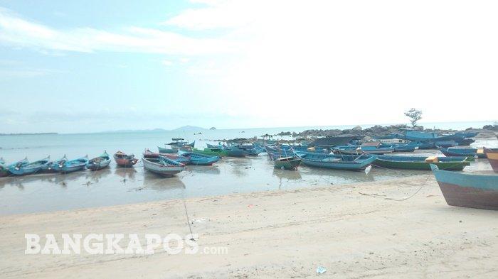 Kondisi Terkini Pantai Aik Antu Bedukang Pasca Penolakan KIP CBL oleh Nelayan Setempat