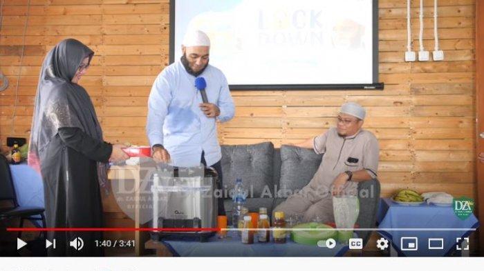 dr Zaidul Akbar Membagikan Ramuan Ultimate Kunyit