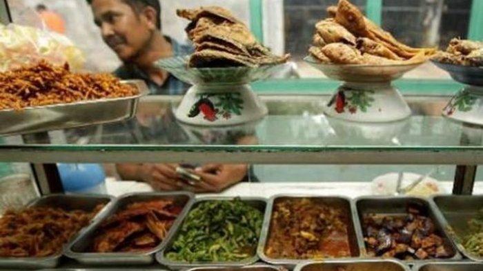 Ini Aturan Pemberlakukan Waktu Buka dan Makan dari PPKM level I-IV di Warung dan Pedagang Kaki Lima
