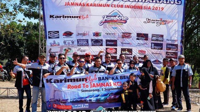 Komunitas Karimun Club Indonesia Bangka Belitung, Tanamkan Kesadaran Berlalu Lintas