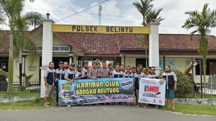Kegiatan Karimun Club Indonesia, Pengurus Daerah (PENGDA) Bangka Belitung
