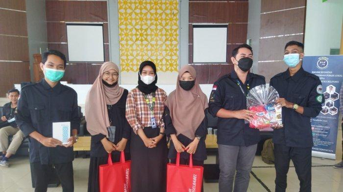 HMPS KPI IAIN SAS Babel Terima Kunjungan In Radio Bangka Belitung