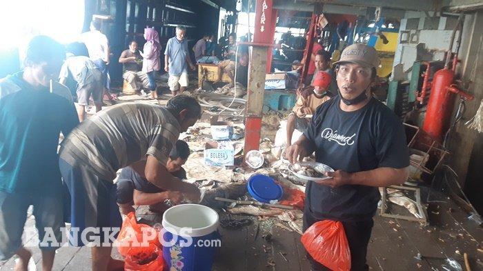 Polda Babel Periksa Sejumlah Nelayan Terkait Pendudukan KIP CBL di Perairan Bedukang