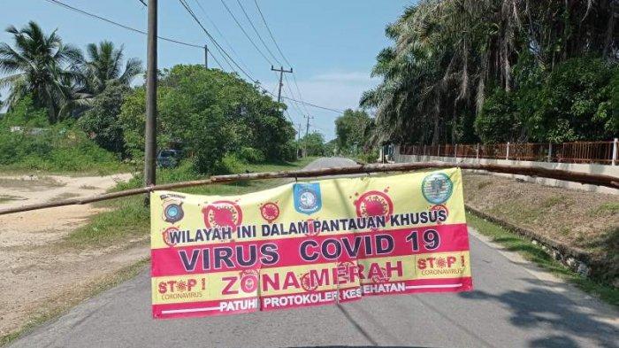 Ada Penambahan, Total Sudah 85 Warga Dusun Pait Jaya Muntok, Bangka Barat Terpapar Covid-19