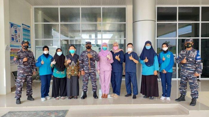 TNI AL Serentak Gelar Serbuan Vaksin untuk Masyarakat di 34 Provinsi